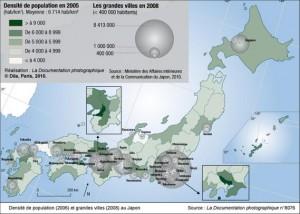 carte densite population