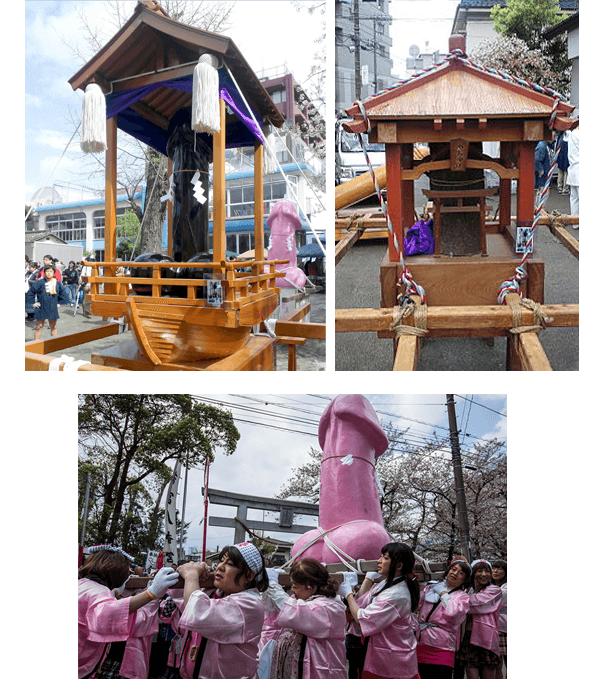 france japon Kanamara Matsuri fete penis