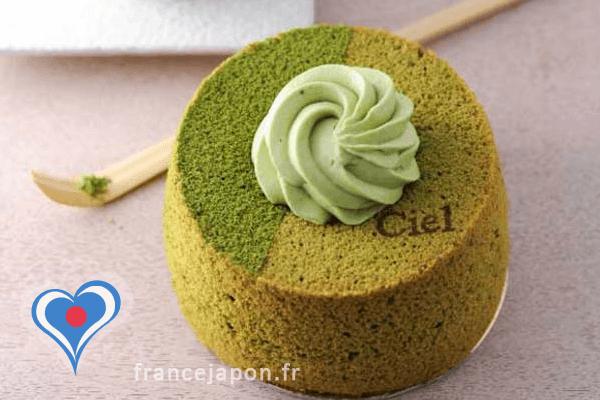 Chiffon Cake Japonais Recette