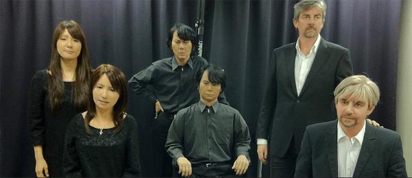 france japon femme robot