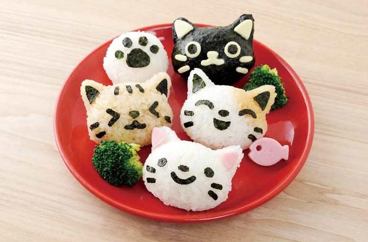 Cuisine omusubi nyan et le petit accessoire pour cr er for Apprendre cuisine japonaise
