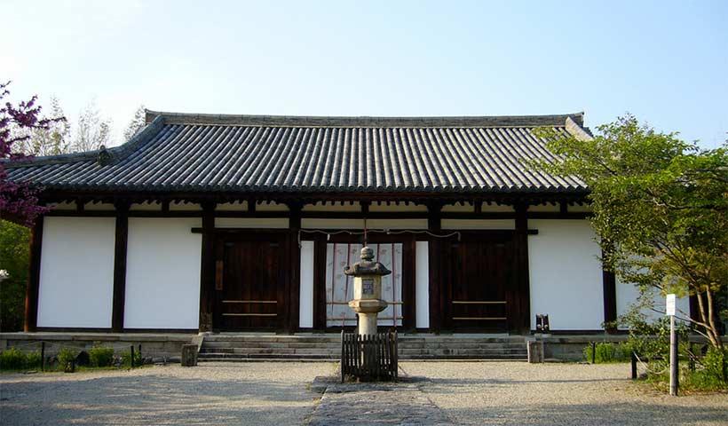 france japon visite nara Shin Yakushiji