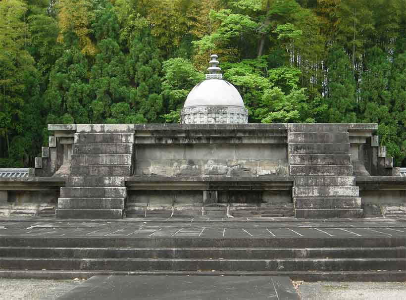france japon visiter temple Toshodaiji nara Toshodai ji